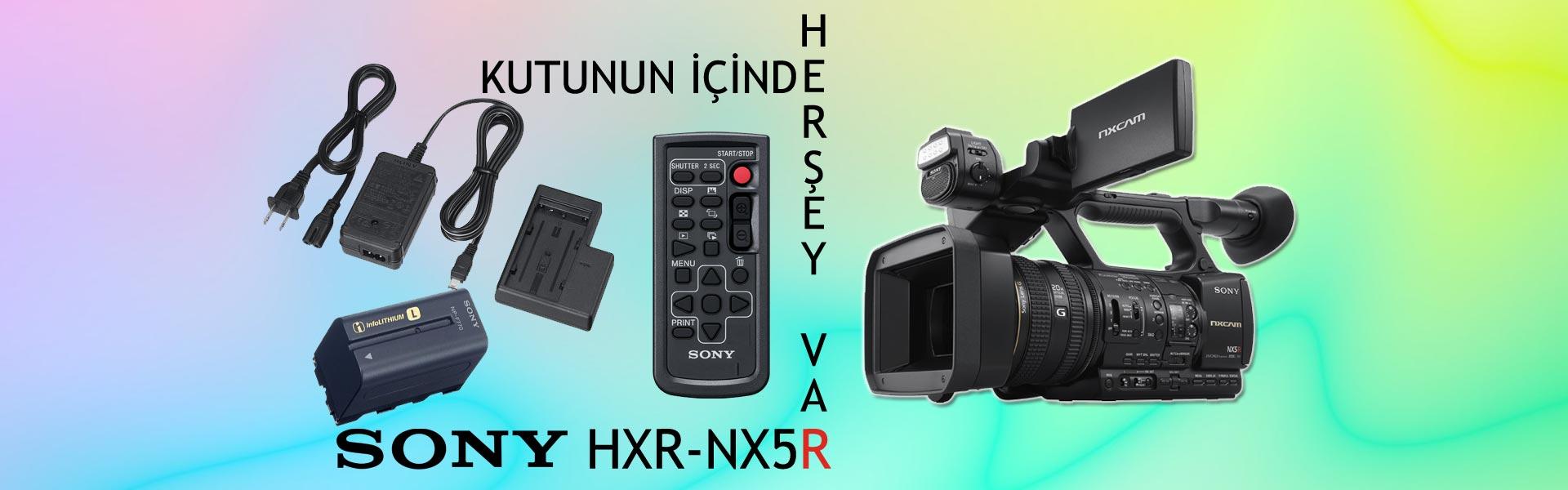 SONY-NX5R-KUTUslider