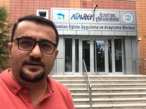 Erzurum Atatürk Üniv Sanal Stüdyo
