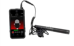 Azden SGM-990+i Shotgun mikrofon